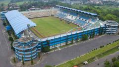 Indosport - Stadion Maguwoharjo, Kabupaten Sleman, Daerah Istimewa Jogjakarta.