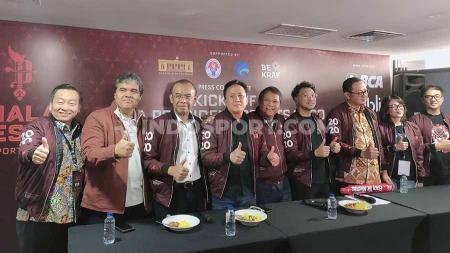 Perhelatan bergengsi Piala Presiden eSports 2020 resmi dibuka pada Minggu (13/10/19) di Tennis Indoor Senayan, Jakarta. - INDOSPORT