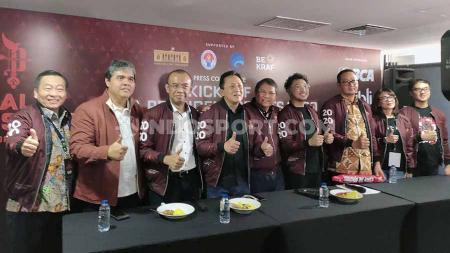 Ini wakil regional Timur Indonesia di grand final Piala Presiden eSports 2020, yang akan dilangsungkan di ICE BSD, 1-2 Februari 2020. - INDOSPORT