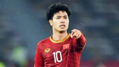 Indosport - Pemain Sepakbola asal Vietnam, Cong Phuong Nguyen.