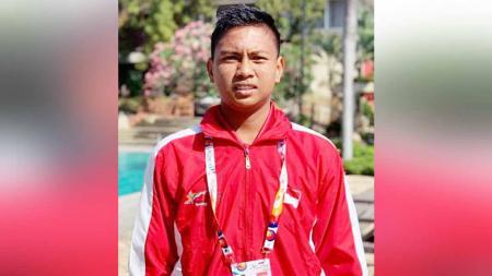 Gunawan Trismuwantara/Mitsuki Wei Kang Leong meraih juara di nomor ganda putra turnamen ITF Junior 5 Widjojo Soejono, Surabaya, pada Sabtu (19/10/19). - INDOSPORT