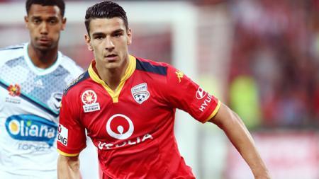 Eli Babalj, striker klub Chainat Hornbill di Liga Thailand yang bisa jadi pengganti Marko Simic di Persija Jakarta - INDOSPORT