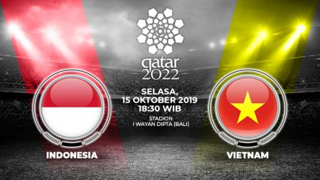 Pertandingan Indonesia vs Vietnam. - INDOSPORT