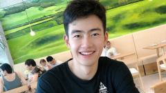 Indosport - Wang Chang, pebulutangkis China yang berwajah tampan.