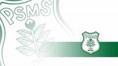 Indosport - Logo PSMS Medan.