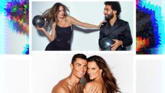 Indosport - Sebelum Mohamed Salah, Alessandra Ambrosio Pernah Berpose Setengah Telanjang dengan Cristiano Ronaldo.