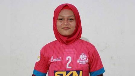 Pemain Liga 1 putri Sella Salsadila Agustin milik PSIS Semarang
