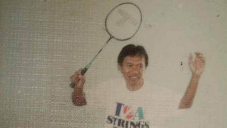 Iie Sumirat legenda bulutangkis Indonesia. - INDOSPORT