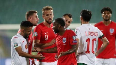 Borislav Mihaylov mundur sebagai ketua PSSI-nya Bulgaria menyusul tindakan rasisme saat timnya melawan Inggris di Kualifikasi Euro 2020. - INDOSPORT