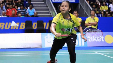 Sri Fatmawati, pebulutangkis putri calon bintang masa depan Indonesia - INDOSPORT