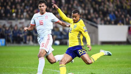Swedia vs Spanyol di matchday ke-8 Kualifikasi Euro 2020. - INDOSPORT