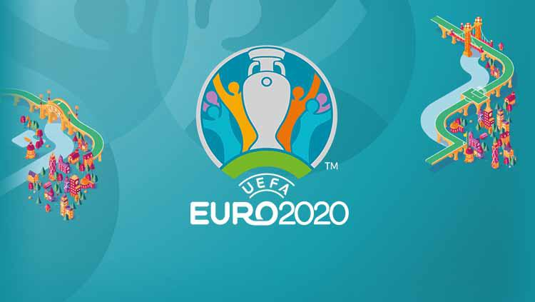 Logo Euro 2020 Copyright: INDOSPORT