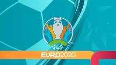 Indosport - Logo Euro 2020