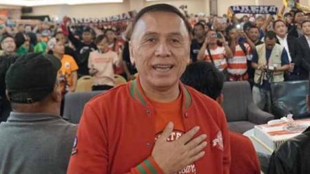Bakal calon ketua umum PSSI atau  Persatuan Sepak Bola Seluruh Indonesia, Komisaris Jenderal Polisi Mochamad Iriawan, atau biasa disapa Iwan Bule. - INDOSPORT