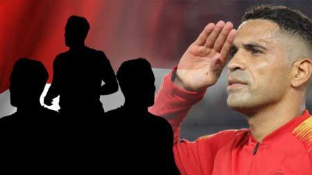 3 Pemain yang Bisa Gantikan Beto Goncalves untuk Timnas Indonesia U-23 di SEA Games 2019. - INDOSPORT