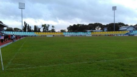 Asprov PSSI Jawa Tengah resmi menunjuk Stadion Wijayakusuma, Cilacap, sebagai lokasi final Liga 3, 24 Oktober mendatang. - INDOSPORT