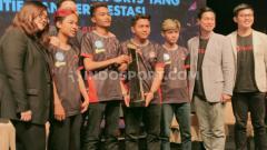 Indosport - Dranix eSports keluar sebagai juara pada final Free Fire Indonesia Masters 2019 di Tennis Indoor Senayan, Minggu (13/10/19) lalu.