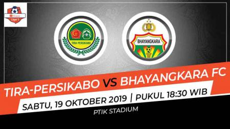 Prediksi TIRA-Persikabo vs Bhayangkara FC - INDOSPORT