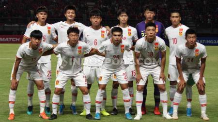 Gara-gara virus corona, pemain Timnas China asal Wuhan harus tinggal di kamp konsentrasi. - INDOSPORT
