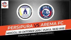 Indosport - Berikut link live streaming Shopee Liga 1 2019 antara Persipura Jayapura vs Arema FC di Vidio.com
