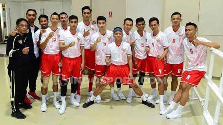 Timnas Sepak Takraw Indonesia akan melakukan persiapan dan TC untuk SEA Games 2019 di kota Jepara. Foto: Ronald Seger Prabowo/INDOSPORT - INDOSPORT