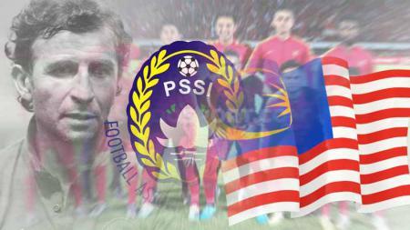 Jangan Luis Milla, sudah saat Timnas Indonesia ikuti langkah berani Malaysia. - INDOSPORT