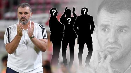4 Pelatih Piala Dunia buat opsi pengganti Simon McMenemy, yang gagal bersama Timnas Indonesia di Kualifikasi Piala Dunia 2022. - INDOSPORT