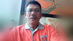 Indosport - Aven Hinelo, calon ketua PSSI