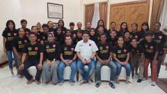 Indosport - PSM Makassar Putri membawa 21 pemain untuk mengarungi seri kedua Liga 1 Putri 2019.