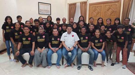 PSM Makassar Putri membawa 21 pemain untuk mengarungi seri kedua Liga 1 Putri 2019. - INDOSPORT