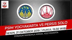 Indosport - Persiapan maksimal dilakukan panitia pelaksana (Panpel) jelang laga pamungkas Liga 2 Grup Timur antara PSIM Yogyakarta melawan Persis Solo.