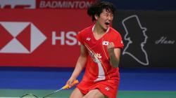 Di antara sederet bintang muda yang memperkuat tim di Piala Sudirman, pebulutangkis Korea Selatan, An Se-young, adalah salah satunya.