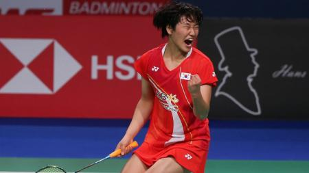 Dihancurkan Ruselli di Hong Kong Open 2019, Bocah Ajaib An Se Young Gagal Melangkah ke World Tour Finals 2019 - INDOSPORT