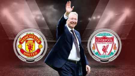 Pelatih legendaris, Sir Alex Ferguson, memberikan pesan menyentuh kepada Liverpool yang baru saja memastikan diri sebagai juara Liga Inggris 2019-2020. - INDOSPORT