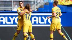 Indosport - Pemain klub LaLiga Barcelona, Luis Suarez, menyarankan timnya untuk mencari striker baru, kode bahwa pemain asal Uruguay itu bakal akhiri karier?