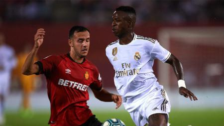 RCD Mallorca vs Real Madrid. - INDOSPORT