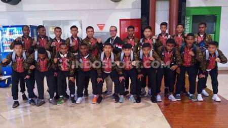 Hasil pertandingan Badung IFC 2019, tim sepak bola pelajar Indonesia berhasil mengalahkan klub asal China dengan skor dua gol tanpa balas. - INDOSPORT