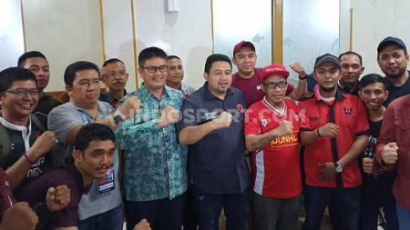 Setelah melakukan diskusi alot selama tiga hari bersama panpel lokal laga kandang PSM Makassar,Polda Sulsel akhirnya mengeluarkan izin untuk menyelenggarakan laga Shopee Liga 1 2019 melawan Persija Jakarta, Sabtu (19/10/19) siang. - INDOSPORT