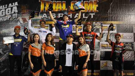 Final Race Trial Game Asphalt Seri 4 Malang - INDOSPORT