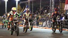 Indosport - Final Race Trial Game Asphalt Seri 4 Malang