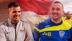 Indosport - Dikaitkan ke Timnas Indonesia, melihat kelayakan Van Beukering gantikan Simon McMenemy.
