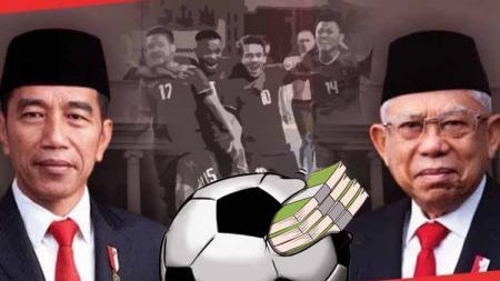 Pelantikan Presiden, Inpres sepak bola, mafia bola yang sudah bebas dan kekalahan Timnas - INDOSPORT
