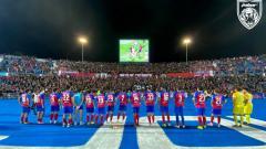 Indosport - Tim Johor Darul Ta'zim (JDT) meninggalkan markasnya, Stadion Larkin, setelah enam tahun.