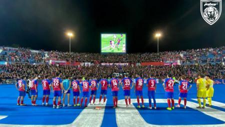 Johor Darul Ta'zim (JDT) Juara Liga Super Malaysia 2020 Usai Babat Tim Besutan Kurniawan Dwi Yulianto, Sabah FA. - INDOSPORT