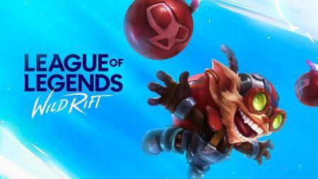 Game eSports League of Legends: Wild Rift hanya menyajikan jumlah hero terbatas jauh berbeda dengan versi PC. - INDOSPORT