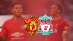 Indosport - Liverpool vs Manchester United