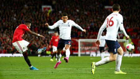 3 Fakta Tak Masuk Akal yang Terungkap dalam Laga Manchester United vs Liverpool - INDOSPORT