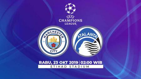 Prediksi Manchester City vs Atalanta - INDOSPORT