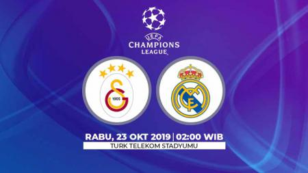 Prediksi Galatasaray vs Real Madrid - INDOSPORT