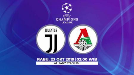 Juventus tidak akan diperkuat oleh lima pemainnya jelang pertandingan penyisihan grup Liga Champions 2019-2020 melawan Lokomotiv Moskow. - INDOSPORT